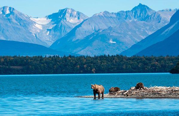 Аляска природа